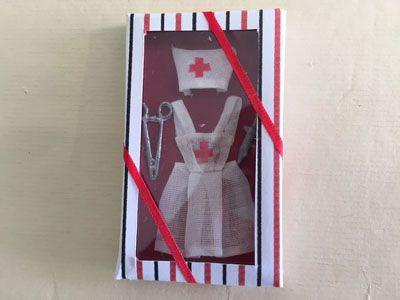Panoplie d'infirmière