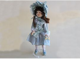 Doll Victorian girl