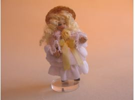 Victorian doll's doll