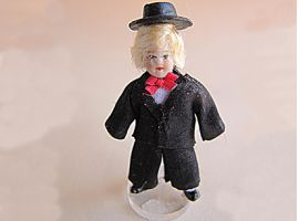 The groom toy doll